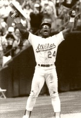 Rickey Henderson Base stealing record 1991