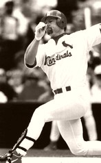 Mark McGwire Record Breaking Pace 1998