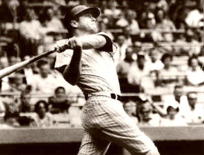 Mantle Swing Mickey Mantle Home Run Swing