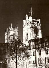 Westminster Abbey 1930