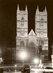 Westminster Abbey 1946