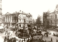 Piccadilly Circus 1930