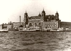 Ellis Island An American Dream Freedom 1905