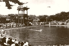Fleishhacker Pool 1910