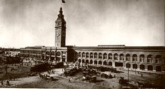 Ferry Building 1915
